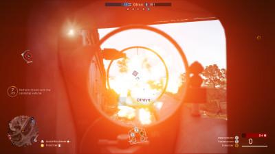 WW1's massive tanks are quite a lot of fun too.