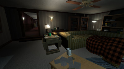 Gone Home looks even worse next to BF1, but don't judge a book by its cover.