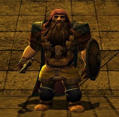 Molgrun the Wary at level 7.