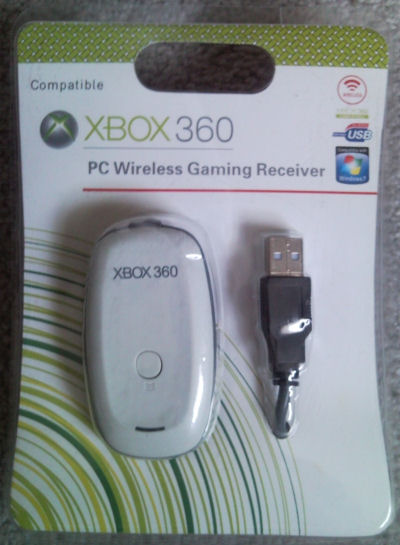 counterfeit xbox 360 wireless receiver drivers  u00ab self similar