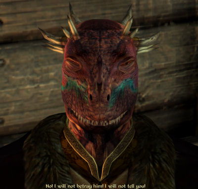 This is where it gets ugly... (Argonian joke!)