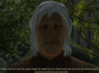 Fuck! Doesn't anyone evil STAY dead in The Elder Scrolls?!