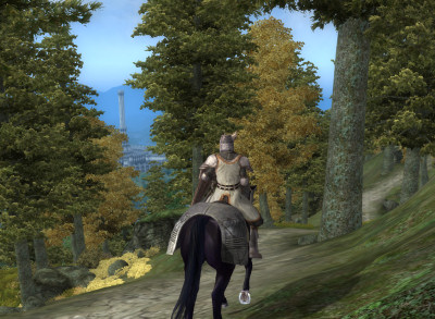 Heading back down to the lowlands and the Imperial City.