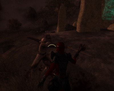 Showdown at the Bruma runestone!