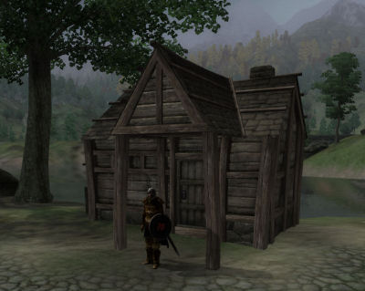 ...and I live in a shack down by the river!