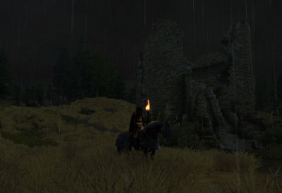 Another dark, rainy day in jolly old Eng... Cyrodiil.