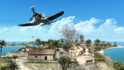 Wake Island in the Frostbite engine? Sign me up!