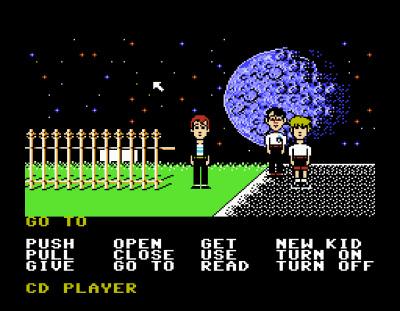 The NES version.