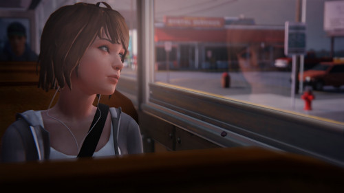 Our protagonist, Max Caulfield.