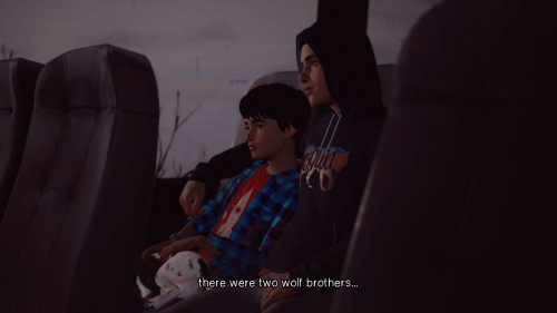 After finishing the game, this one brings the feels.