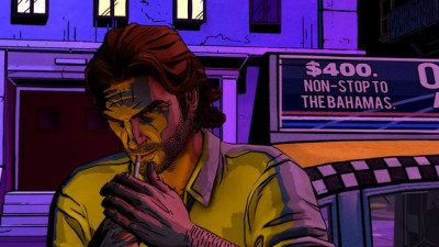 Our titular hero, Bigby Wolf.