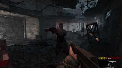 Nazi zombie invasion!